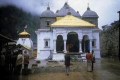 Gangotri Temple 1987
