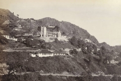 Mussoorie Distant View (Christ Church)